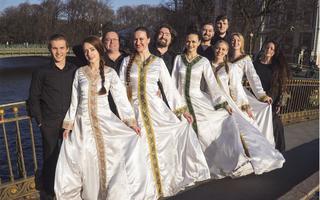 Choeur de Saint-Petersbourg : chants de l'âme russe