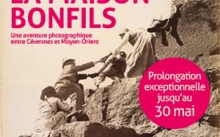 LA MAISON BONFILS, UNE AVENTURE PHOTOGRAPHIQUE ENTRE CÉVENNES ET MOYEN-ORIENT
