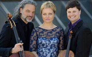 Eben Trio - Beethoven / Schubert