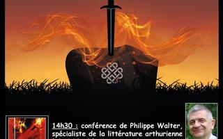 Le Roi Arthur, une légende celtique ? Conférence et projection