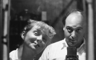 Hugh et Sabine Weiss - En Symbiose