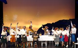 """Conférence musicale autour de l'opéra """" La Dame blanche """""""