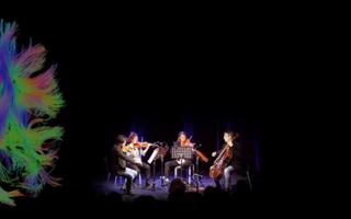 Emmanuel Bigand & Rolling String Quartet - Swinging the Brain
