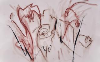 Exposition Francesca Angelini - Lignes de mémoire