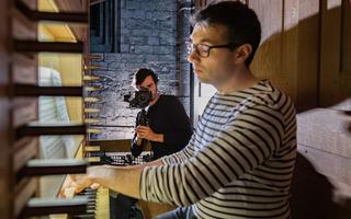 Récital d'orgue «Vibrance» - Emmeran Rollin