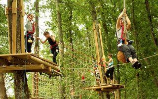 Tépacap, le parc aventure, loisirs et accrobranche de Mérignac près de Bordeaux