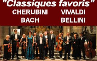 Orchestre Paul Kuentz - CLASSIQUES FAVORIS