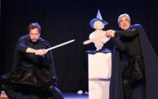 Tout Shakespeare en 80 min... Et à deux