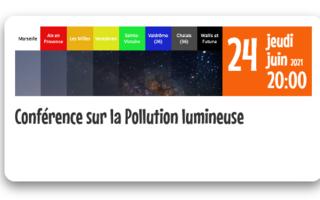 Conférence sur la pollution lumineuse