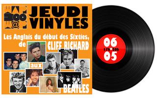 Jeudi vinyles : Les Anglais du début des sixties
