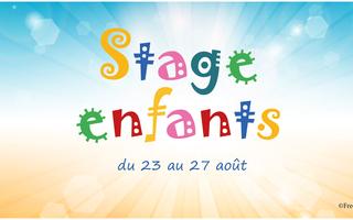 Stage d'autonomie créativité et liberté - Stage enfants