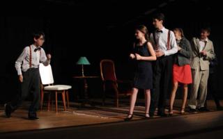 Stage de Théâtre