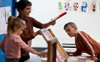Découvrez une technique artistique ! (6-10 ans et/ou adolescent·e·s)