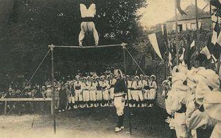 Instants sportifs à Quimper (XIX-XXème siècles)