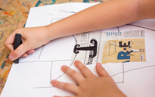 atelier vacances de printemps - Graff yourself (dès 10 ans)