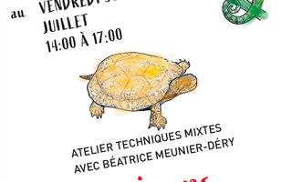 Spécimens spectaculaires - Ateliers créatifs avec Béatrice Meunier-Déry
