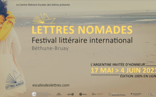 Festival Lettres Nomades 2021