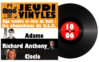 Jeudi vinyles : Les chouchous de S.L.C.