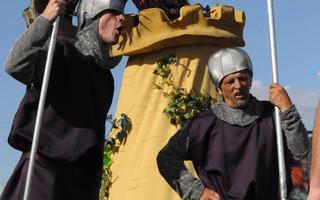 Déambulation théâtrale : « La tour prend garde »