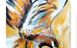 Juliette Trébuchet, les couleurs de l'envol