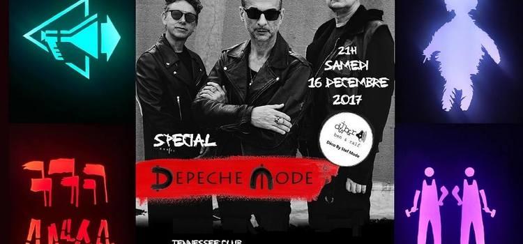Soirée new wave années 80 spéciale Depeche Mode (2017