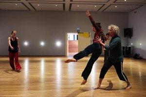 Danse Contact Improvisation Lille